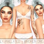 Broken Dreams – Tattoo | SimplyPixelated