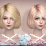 S-Club's sclub ts4 hair Lily n13A