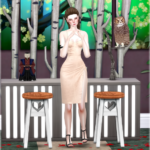 Jennisims: Downloads sims 4: Tea Roses Vol 42 Decoratives,Chair Country Functional,Rose petals