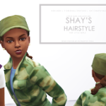 Shay's Hair for Little Girls – Onyx Sims
