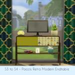 S3 to S4 – Poccis Retro Modern Endtable