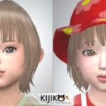 "Kijiko – Added Kids versions of ""Bob with Straight Bangs""…"