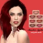 Kenzar SimsAmadeus Lipstick