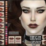 RemusSirion's Origin Lipstick