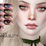 Pralinesims' Tranquility Eyes N119