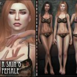 RemusSirion's R skin 6 – FEMALE