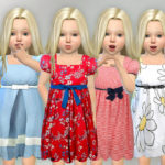 lillka's Toddler Dresses Collection P04