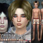 RemusSirion's Children skin 01 – unisex