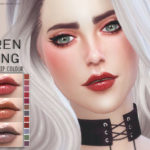 Screaming Mustard's [ Siren Song ] – Glossy Lip Colour
