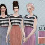 Screaming Mustard's [ Slink ] – Casual Dress