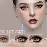 S-Club WM ts4 eyeliner 201701