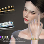 S-Club WM ts4 bracelet F201701L