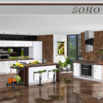 NynaeveDesign's Soho Kitchen