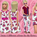 Pinkfizzzzz's Pinkfizz Little Rosie Collection