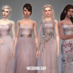 -April-'s Wedding Day – collection