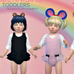 Jennisims: Downloads sims 4:Accessories Sets Toddlers (4 Acc)