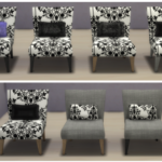 – More chair recolors! I wasn't lying when I said I…