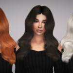 AvelineSims — Anto Enchantress retexture 78 swatches in natural…
