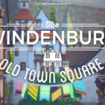 🍕 – The Windenburg Old Town Square (CC-free) Hi ! ♥…