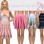 EsyraM's Designer A-Line Skirts