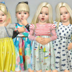 lillka's Toddler Dresses Collection P13