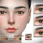 S-Club WM ts4 Eyebrows F 201704