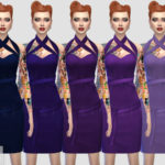 Colores Urbanos' Mozzy dress RECOLOR 1 (Needs mesh)