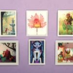 prints by Disney artist Brittney Lee