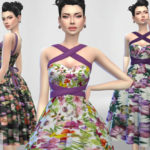 Colores Urbanos' Rossana dress RECOLOR 2 (Needs mesh)