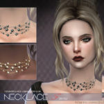 S-Club ts4 WM necklace F 201702