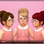 Jruvv's Enriques4-Laura Hair Toddlers