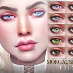Pralinesims' Morgause Eyes N128