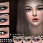 S-Club LL ts4 Eyeshadow 201701