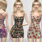 Colores Urbanos' Mini dress 3 RECOLOR 2 (Needs mesh)