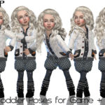 MartyP: MartyP ToddlerSet N1 for Ingame and in CAS by MartyP
