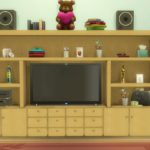 Simista A little sims 4 blog : The Kahuna TV Cabinet