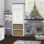 ~ Chicklet's Nest ~: Laundry Days Laundry Room