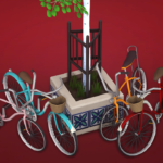 Children's bicycle set ?