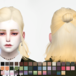 Silentnight | WINGS HAIR S4 OS0306 MF recolor DL ☆ Thanks for…
