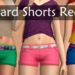 Backyard Shorts Recolors Custom icon thumbnail… – An Unearthly Child