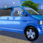 VW T5 Caravelle Highline 2010- 15 Colors -… – OceanRAZR Design