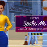 Spare Me – A BGC Bowling Night Stuff Jacket Accessory