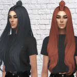 SoulEvans997 — Lazzarato Hair Recolor 26 Swatches, @sevensims…