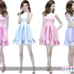 New mesh by me. 8 colors, 2 versions, hope you… – Dottie Sims
