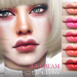 Pralinesims' Ice Cream Lips N133