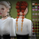 Leah Lillith's LeahLillith Scarlett Hair
