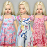 lillka's Toddler Dresses Collection P21