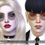 Pralinesims' XOEV Sunglasses
