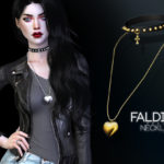 Pralinesims' Faldies Necklace