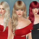 Cazy's Lisa – Female Hairstyle Set